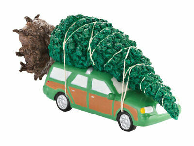 Department 56  Christmas Vacation Griswold Christmas Tree  Multicolored  Porcela