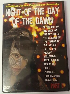 Night of the Day of the Dawn DVD