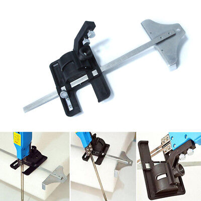 Hot Melting Cutter Sloted Cloth Ribbon Electric Heating Knife Foam Cutting Guide