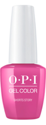 "OPI GELCOLOR REINVENTION  "" SHORT STORY "" 15ml / GEL POLISH"