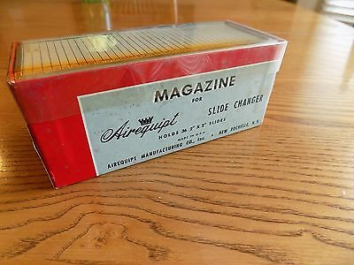 Airequipt Magazine for Automatic Slide Changer W/36 Family Slides from the 50's