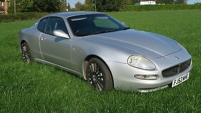 Maserati 4200  Cambiocorsa coupe  GT       Wonderful V8 voice