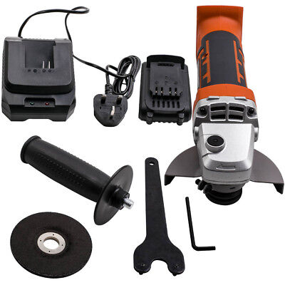 """HEAVY DUTY SILVERLINE 9000rpm 800W 4.5"""" 115MM ELECTRIC ANGLE GRINDER"""