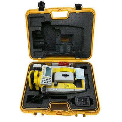 NEW South Total Station Reflectorless  300M   SD card preach data, NTS-312R+,