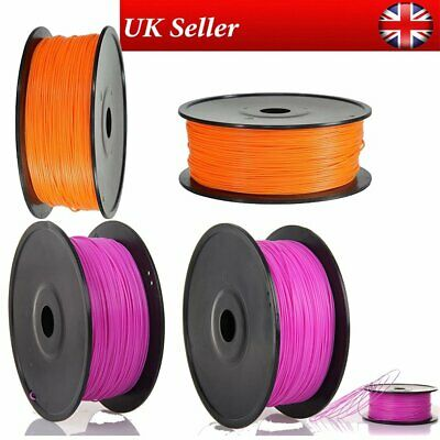 3D Printer Filament PLA/ABS - 1.75mm /3mm-1KG - Two Colours Available