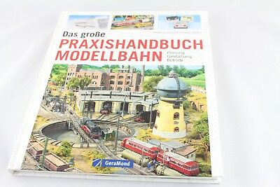 Das Große Practical Manual Model Railway Planing Layout Operated Ralph Zinngrebe