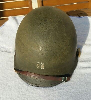 WW2 Casque US complet