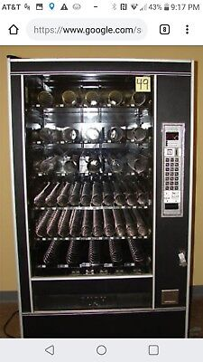 Vending Machine Business for sale