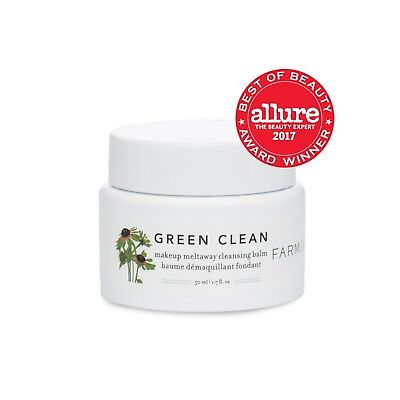 FARMACY GREEN CLEAN MAKEUP MELTAWAY (Full Size 1.7 oz) From Boxycharm