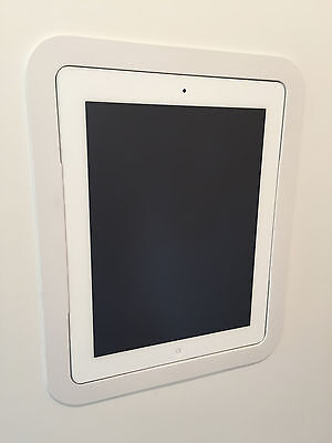 In-Wall iPad Mount for iPad 2, 3rd, and 4th Generation
