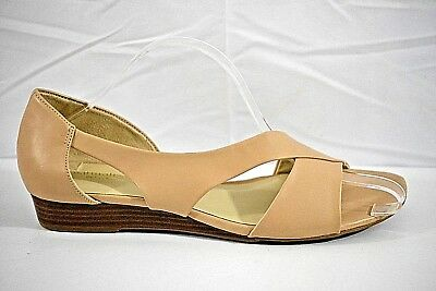 0aae3a247401 Naturalizer Jane N5 Comfort Wedge Womens Neutral Taupe Beige Sandal Sz 11