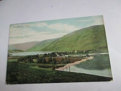Postcard of St Mary's Loch (Posted 1906)