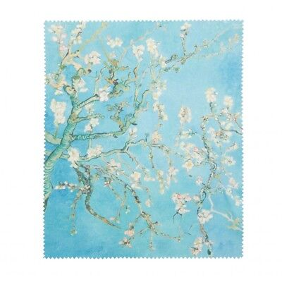 Van Gogh Lens Glasses cloth Almond Blossom