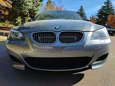 BMW: M5 2008 BMW E60 M5 with ESS Supercharger (low KMs)