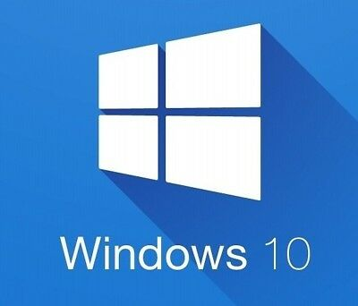 Windows 10 Professional Genuine Retail Key (32/64 Bit)