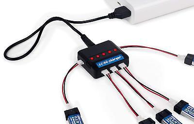 3.7v 350mah lipo battery usb charger cable for x5 x5c rc dron SEL!YFEH