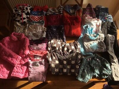 Large Bundle of Girls Clothes Age 5-6 Years - Boden, Monsoon,Gap, H&M, M&S, Next