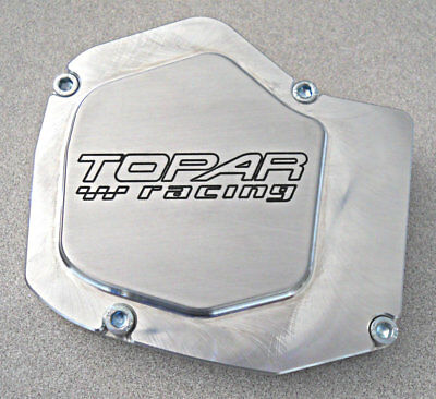 HONDA Ignition-Stator Cover 1998-2006 CR125 CRI-002 by Topar Racing