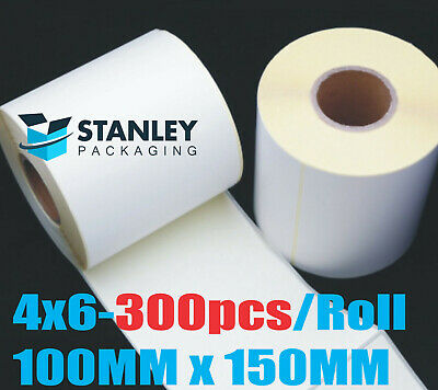 15x Direct Thermal Label 100x150mm 4x6 for Fastway Aus POST eParcel Startrack