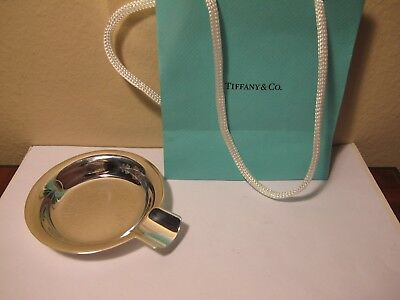 American Sterling Silver Ashtray Made For Tiffany&co