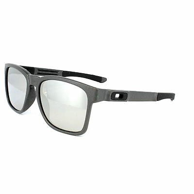 5ec92625d7 ... usa new oakley oo9272 03 catalyst steel with chrome iridium mens  sunglasses 827ac 12745