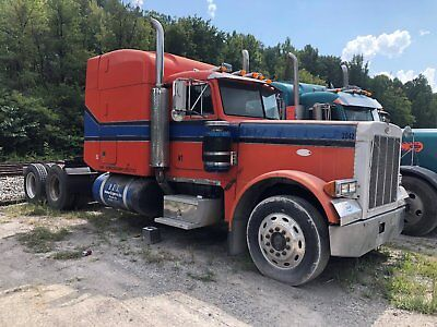1993 Peterbilt 379 3406B CAT 9 Speed Jake NO RESERVE NOT Kenworth International
