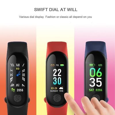 Mi Band 3 M3 / M3 Plus Smart Wristband Bracelet Watch OLED Touch Screen