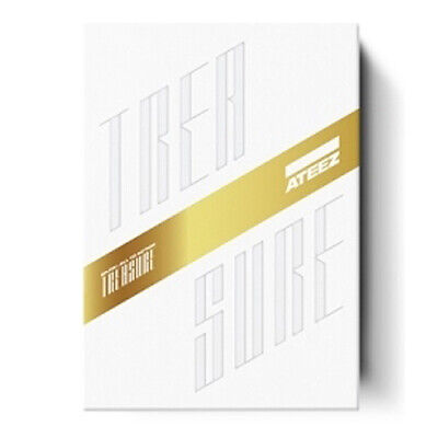 ATEEZ [TREASURE EP.FIN:ALL TO ACTION] 1st Album Z Ver. CD+Photo Book+15 Card+etc