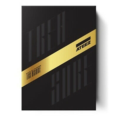 ATEEZ [TREASURE EP.FIN:ALL TO ACTION] 1st Album A Ver. CD+Photo Book+15 Card+etc