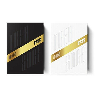 ATEEZ [TREASURE EP.FIN:ALL TO ACTION] 1st Album RANDOM CD+Photo Book+15 Card+etc