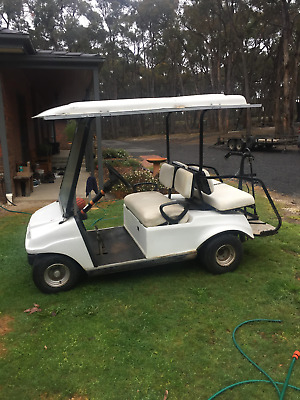 Golf Cart Electric 4 Seat -  48 Volt