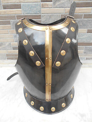 Medieval Greek Armour Ancient Breastplate Jacket Props Warrior Costume Replica