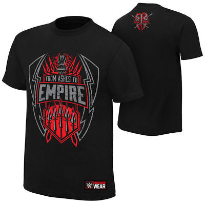 Roman Reigns From Ashes To Empire T Shirt