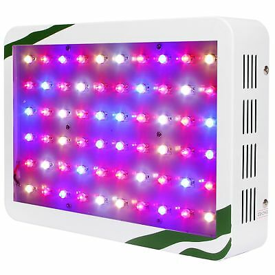 SYGAVLED 300W LED Grow Light Hydro Full Spectrum Veg Flower Indoor Plant Lamp