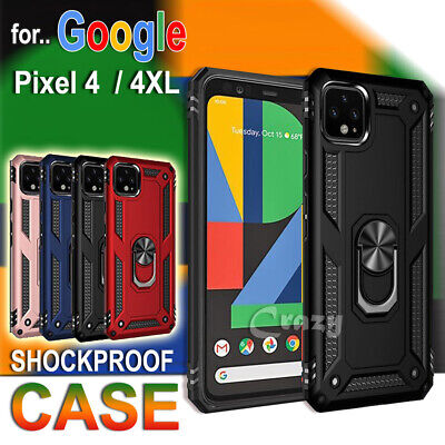 For Google Pixel 4 XL 3 XL 3A XL Case Shockproof Clear Gel Heavy Duty Cover