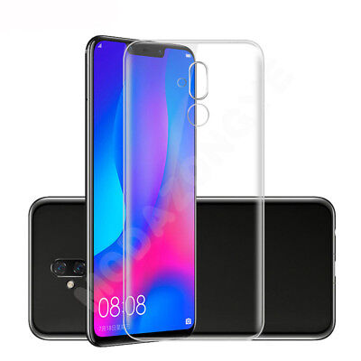 Huawei mate 20 Lite Transparent Soft Silicone Case For Huawei mate 20 Lite