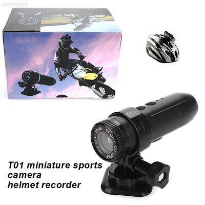 919E 720P Action Camera Cam Portable 140° Angle Lens Helmet Motorcycle Sports
