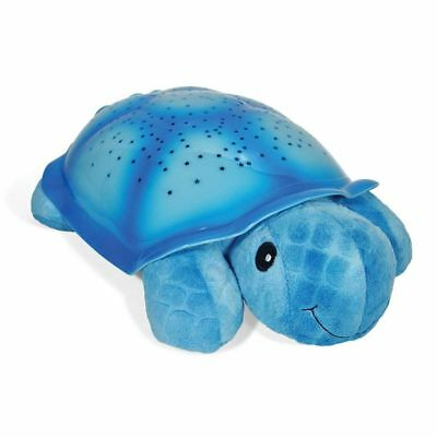 Official Cloud B Twilight Turtle Blue Night Light Projector