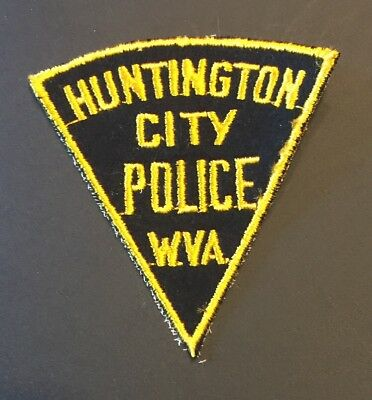 City of Huntington, West Virginia Police Patch
