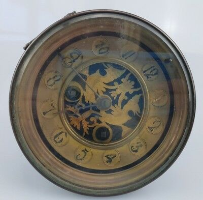 ~ CC ~ Antique ~ Clock ~ Mechanism ~ Repairs ~  Face ~ Gold ~ Mythical ~ Beasts