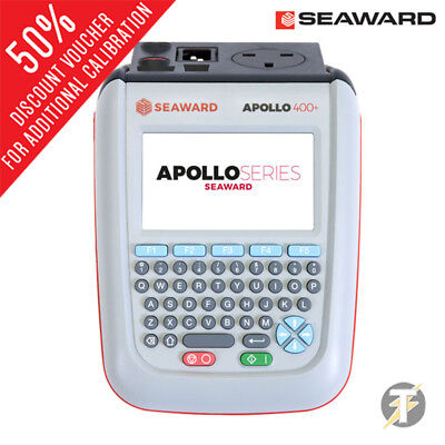 Neuf Seaward Apollo 400 + Portable Appareils Bluetooth Pat Testeur Plus