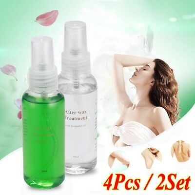 Hot 4 PCS Smooth Body Hair Removal Spray 2018 Best Quality Free Shipping