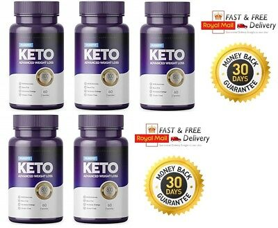 PUREFIT KETO ADVANCED WEIGHT LOSS (5x60 Capsules) FAST & FREE SHIPPING