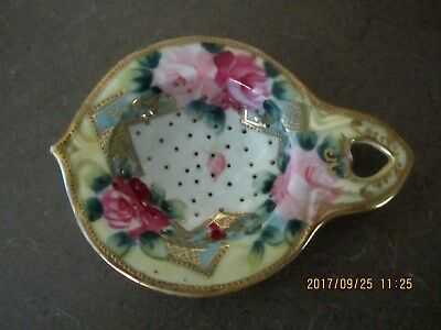 antique Tea Strainer,