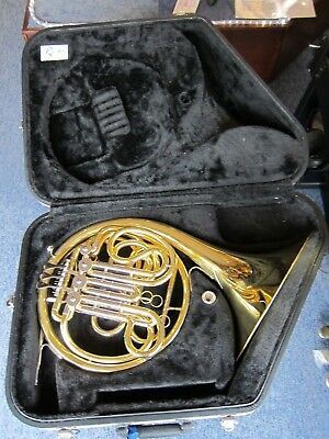 Jupiter JHR-852 4-Valve French Horn (Full Double) – lacquer (used instrument)