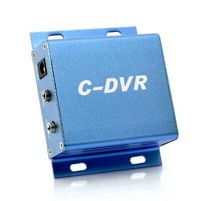 Mini C DVR Video/Audio Motion Detection TF Card Recorder For IP Camera DT