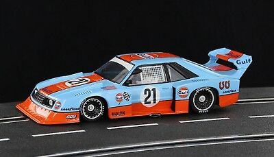 """Sideways by Racer Ford Mustang """"Gulf Oil - #21"""" Limitded Edition"""