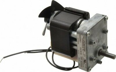 Made in USA 115 Volt, 50 RPM, 69:1 Gear Ratio, CM Gearmotor 20 Lbs/Inch Full ...