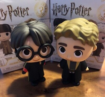 Funko! Mystery Mini Serie 3 Harry Potter & Cedric Diggory - Top Zustand