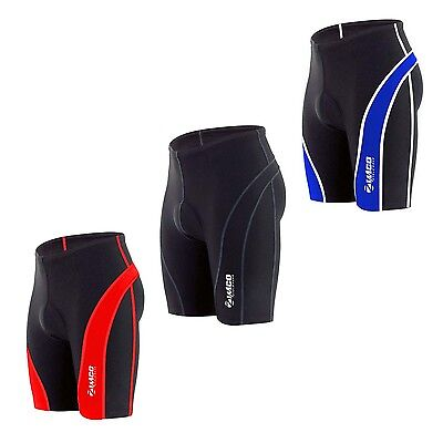 Zimco Elite Cycling Shorts Biking Knicks Bicycle Bike Shorts CoolMax Padded 1044